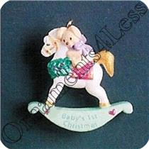 1994 Baby's First Christmas - Miniature - QXM4003