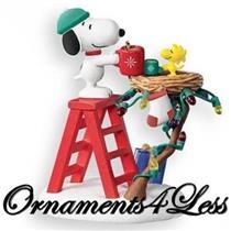 Hallmark Keepsake Ornament 2007 To a Job Well Done - Peanuts Gang - #QXI4307-SDB