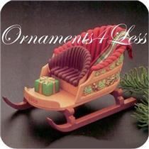 1988 Sleighful Of Dreams - Club Ornament