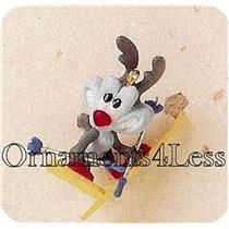 1995 Calamity Coyote - Miniature Ornament - QXM4467