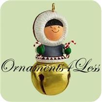 2004 Christmas Bells #10 - Frosty Friends - QXM5134