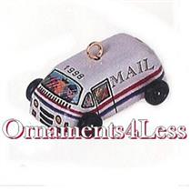 1998 On The Road #6 - Mail Truck - QXM4213