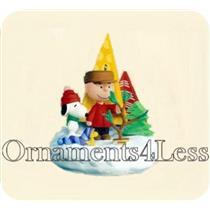 2006 A Charlie Brown Christmas Tree - Club Ornament - QXC6004