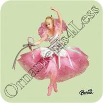 2004 Peppermint Candy Cane Barbie - QXI8544 - SDB