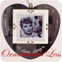 1999 I Love Lucy Stamp - Century of Stamps - SDB