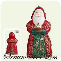 2005 England Santa - Santas From Around the World - Retailers Incentive Ornament - QXG4822 - RIO