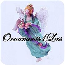 1999 Inspirational Angel - World of Wishes Collection - #QEO8347