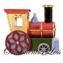 1986 Tin Locomotive #5 - #QX4036-NR-MINT BOX