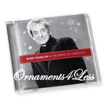 The Swing of Christmas - Barry Manilow CD - #XPR4172