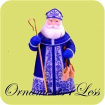 2012 Netherlands - Santa's From Around the World Club Ornament - #QXC5051