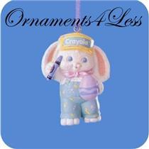 1992 Crayola - Crayola Bunny - #QEO9304