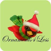 2012 Christmas Cardinal - Register to Win Ornament - #LPR3831