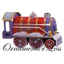1984 Tin Locomotive #3 - #QX4404- NR-MINT BOX
