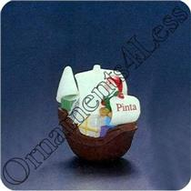1992 Pinta Ship - Merry Miniature - #QFM9161