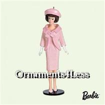 2005 Nostalgic Barbie #12 - Fashion Luncheon Barbie - #QX2305 - DB