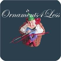 1994 Corny Elf - Miniature - #QXM4063 - SDB