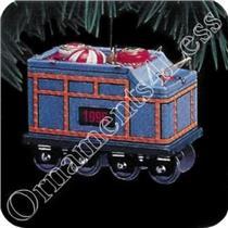 1995 Yuletide Central #2 - The Tender - #QX5079 - NEAR MINT BOX