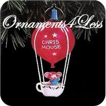 1993 Chris Mouse #9 - QLX7152 - SDB