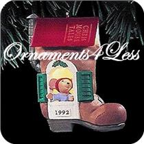 1992 Chris Mouse #8 - #QLX7074 - NO TAG
