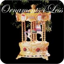 1994 Tobin Fraley Holiday Carousel #1 - Magic - #QLX7496 - SDB