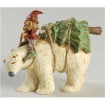 1993 Polar Bear Adventure - Folk Art Americana - #QX5902 - No Box