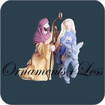 1994 Journey to Bethlehem - Miniature - #QXM4036 - SDB