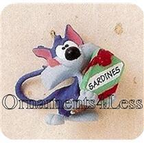 1995 Furrball - Looney Tune Miniature Ornament - #QXM4459