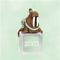 2003 Hallmark Keepsake -  Ice Block Buddies #4 - #QXM4899 - SDB