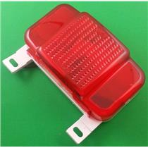 Jayco RV Trailer Tail Light V457L With License Bracket