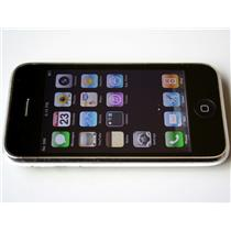 Apple iPhone 3G 16GB White AT&T Smartphone MB705LL/A Smartphone A1241 iOS 4.2.1