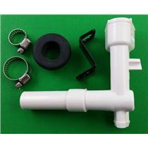Sealand 230325 Dometic RV Toilet Vacuum Breaker Kit 385230325