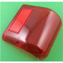 Bargman 34-86-711 #86 Series Red Clearance/Side Marker Replacement Lens
