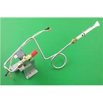 Norcold 621446 RV Refrigerator Gas Valve & Burner Tube Kit