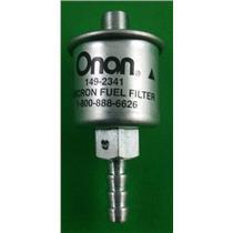Genuine Onan 149-2341 Generator Fuel Filter
