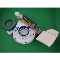 Thetford 24203 Aqua Magic Galaxy/Starlite RV Toilet Mechanism Parchment