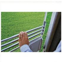 RV Motorhome Trailer Aluminum Screen Door Push Bar 43971