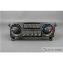 2006 Kia Optima Climate Control Unit / Panel with Rear Defrost