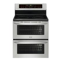 "Frigidaire Gallery Series FGEF302TNF 30"" Freestanding Double Oven Electric Range"