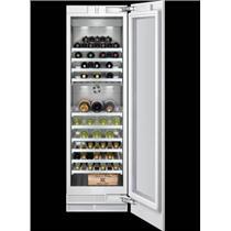 "Gaggenau 24"" Fully Integrated Dual Zone 99-Bottle Capacity Wine Storage RW464761"