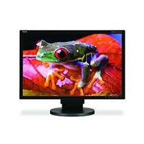 """NEC MultiSync EA221WM 22"""" Widescreen LCD Monitor with built-in speakers"""