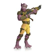 Hallmark Keepsake Ornament 2015 Zeb Orrelios - Star Wars Rebels - #QXI2577