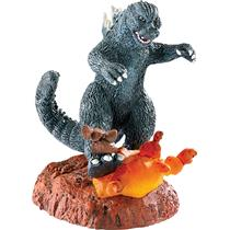 Carlton Heirloom Magic Ornament 2015 Godzilla - Light and Sound - #CXOR049H