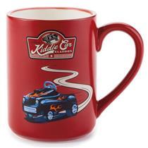 Hallmark 2015 Let's Do Donuts Street Rod Car Kiddie Car Coffee Mug  #KCK1008
