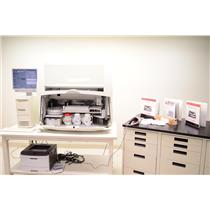 Johnson & Johnson Ortho Provue Immunohematology Blood Bank System with Computer