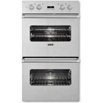 """Viking Professional Premiere 30"""" Double Electric Convection Oven VEDO5302SS"""
