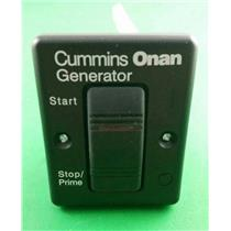 Cummins Onan 300-5331 RV Generator Start Stop Switch Remote Switch Panel