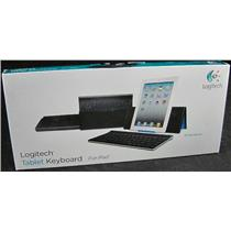 Logitech Tablet Keyboard 920-003241 for iPad & iPad 2