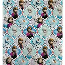 Disney's Frozen Anna, Elsa and Olaf Wrapping Paper Roll - 40 Sq Ft - #W15-17651