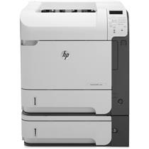 HP LASERJET 600 M603XH LASER PRINTER WARRANTY REFURBISHED CE996A WITH NEW TONER