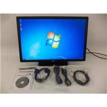 "DELL U2412M UltraSharp 24"" Widescreen 1920X1200/60Hz LED-Backlit LCD"